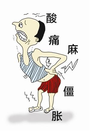 """久坐,肥胖,锻炼少…… 小心""""腰椎间盘突出""""找上门!"""